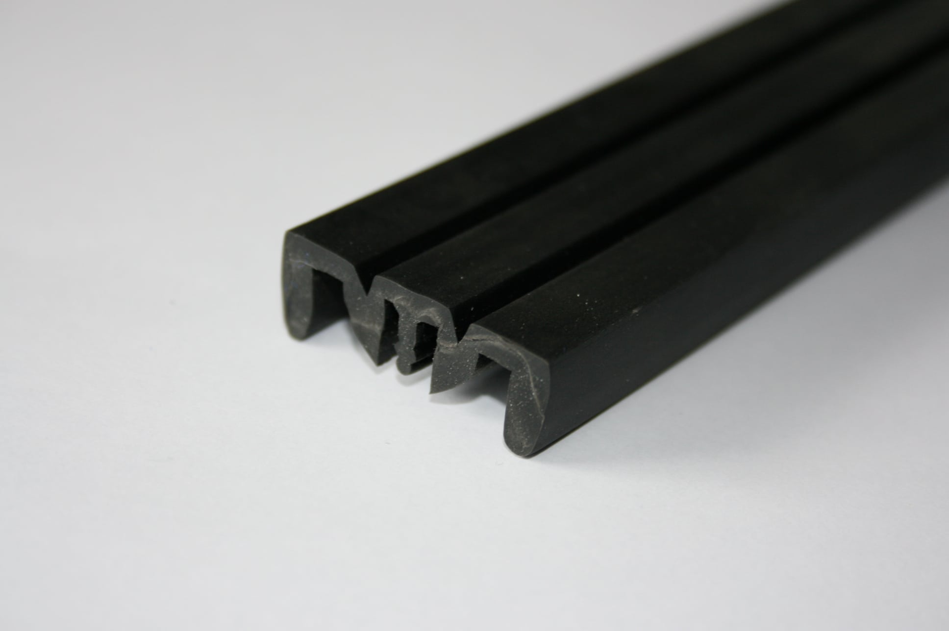 flexible gasket plastic extrusion