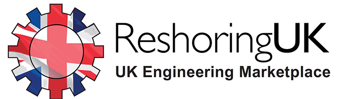 Reshoring UK Engineering Marketplace Logo